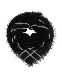 schwarzer Schal von KIOMI