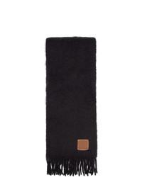 schwarzer Schal von Loewe
