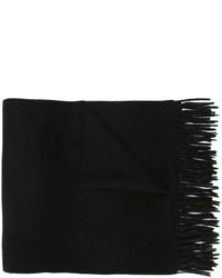 schwarzer Schal von Max Mara