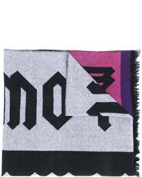 schwarzer Schal von McQ