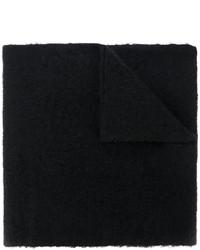 schwarzer Schal von MM6 MAISON MARGIELA