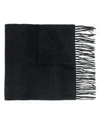 schwarzer Schal von Moschino