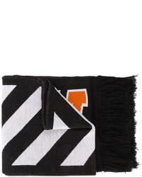 schwarzer Schal von Off-White