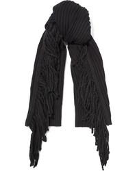 schwarzer Schal von Rag & Bone
