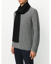 schwarzer Schal von Joseph