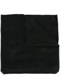 schwarzer Schal von Stephan Schneider