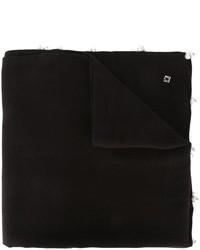 schwarzer Schal von Twin-Set