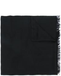 schwarzer Schal von Valentino