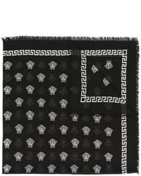 schwarzer Schal von Versace