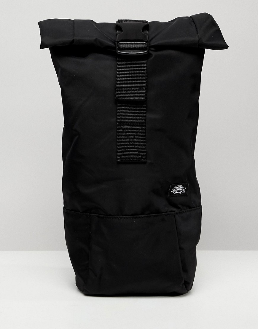 schwarzer Segeltuch Rucksack von Dickies