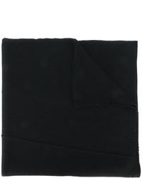 schwarzer Strick Wollschal von Isabel Benenato