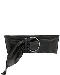schwarzer Taillengürtel von IRO