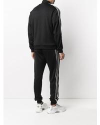 schwarzer Trainingsanzug von Philipp Plein