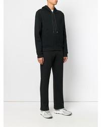 schwarzer Trainingsanzug von Versace Collection