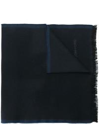 schwarzer Wollschal von Tom Ford
