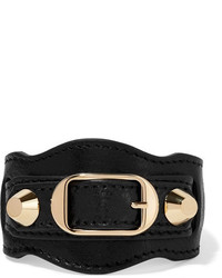 schwarzes Armband von Balenciaga