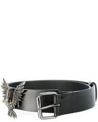 schwarzes Armband von Lanvin