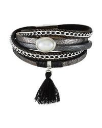 schwarzes Armband von Tamaris