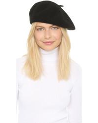schwarzes Barett von Hat Attack