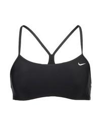 schwarzes Bikinioberteil von Nike