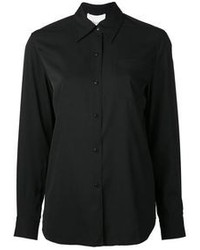 schwarzes Businesshemd von 3.1 Phillip Lim