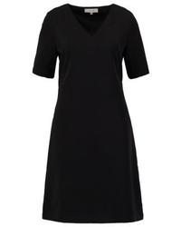 Schwarzes Gerade Geschnittenes Kleid von Selected Femme