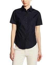schwarzes Hemd von Fruit of the Loom