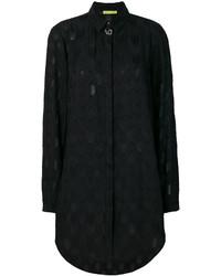 schwarzes Hemd von Versace