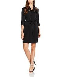 schwarzes Kleid von Dorothy Perkins