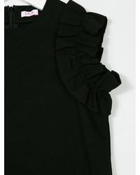 schwarzes Kleid von Il Gufo