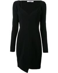 schwarzes Kleid von Givenchy