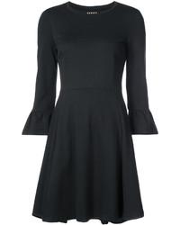 schwarzes Kleid von Kate Spade