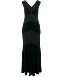 schwarzes Kleid von Ralph Lauren