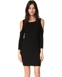 schwarzes Kleid von Rebecca Minkoff