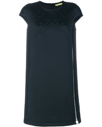 schwarzes Kleid von Versace
