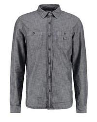 schwarzes Langarmhemd von Ralph Lauren