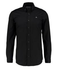 Schwarzes Langarmhemd von Vivienne Westwood