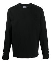 schwarzes Langarmshirt von Kenzo