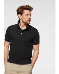 schwarzes Polohemd von Esprit