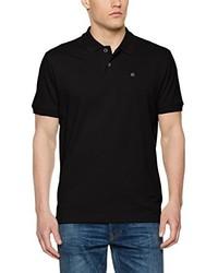schwarzes Polohemd von LERROS