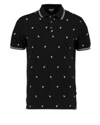 Schwarzes Polohemd von Roberto Cavalli