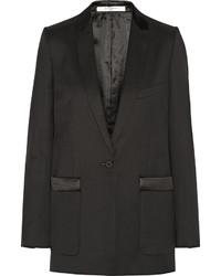 schwarzes Sakko von Givenchy