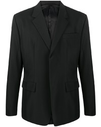 schwarzes Sakko von Prada