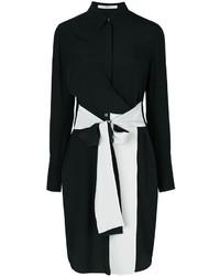 schwarzes Shirtkleid von Givenchy