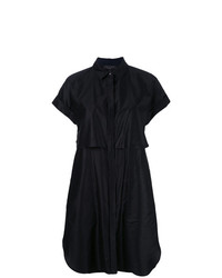 schwarzes Shirtkleid von Rag & Bone