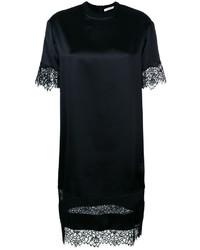 schwarzes Spitze Freizeitkleid von Givenchy