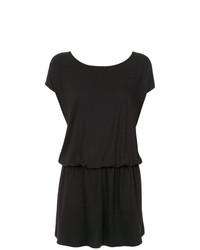 schwarzes Strandkleid von Lygia & Nanny