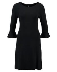 schwarzes Sweatkleid von Dorothy Perkins
