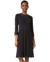 schwarzes Sweatkleid von Marc Jacobs