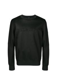 schwarzes Sweatshirt von Belstaff